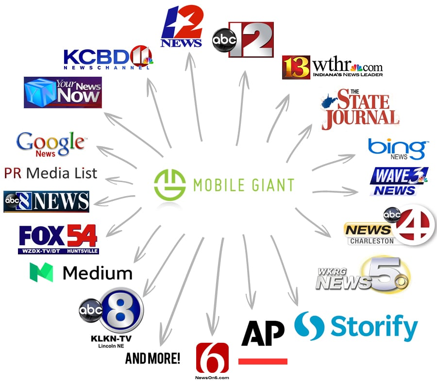 Mobile Giant Press Release