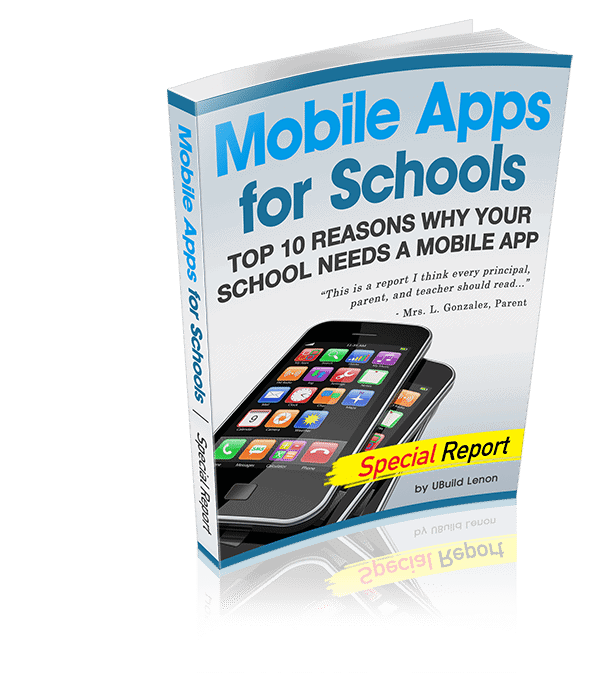 Mobile Apps for Schools